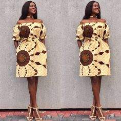 2018 Ankara Styles Gown : Recent Ankara Short Gown Styles, Here are collection of latest 2018 Ankara Styles Gown that you will love to rock. You can create many various looks with it. African Print Dresses, African Fashion Dresses, African Dress, African Attire, African Wear, African Women, African Style, African Inspired Fashion, African Print Fashion