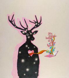 Juxtapoz Magazine - Reader Art: John Shipman   Reader Art