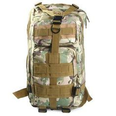 30-40L Tactical Military Backpack