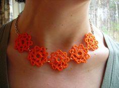 Arancia Necklace pattern