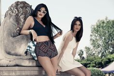 Kendall and Kylie's PacSun Collection Is For Girls Who Just Want to Have Fun