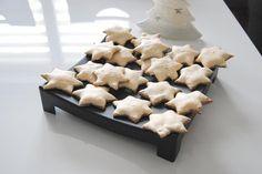 Zimtsterne - niemieckie ciasteczka świąteczne | Moje Wypieki