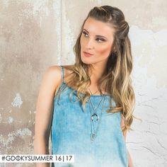 Leve, sofisticado, versátil: Aposte no jeans como curinga das produções de verão! ;) #Gdokyjeans #Summer #Bestdenim