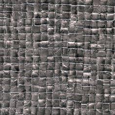 Behang Elitis 'Glass Nacres' Antraciet