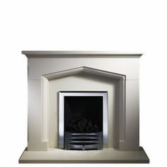 Fits Standard 16 Inch Gas Or Electric Fire Traditional Tudor