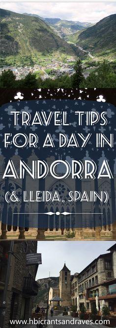 Andorra plus Lleida,