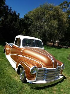 47 Chevy 3100 Thriftmaster