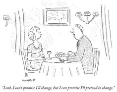 Morley Safer's favorite New Yorker cartoons - CBS News