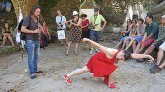 Amèlia Boluda, ball al so, Víctor Bonetarboli, clarinet, Pilar de... - http://martadarder.com/amelia-boluda-ball-al-so-victor-bonetarboli-clarinet-pilar-de-2/  - Amèlia Boluda, ball al so, Víctor Bonetarboli, clarinet, Pilar de Torres, flauta travessera, Pere Norres, saxo. a ARBAR, a la font de La Vall de Santa Creu. Dansa dionisíaca sota pal·li. 9jul2016  Ir A FaceBook