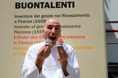 Torna il Gelato Festival a #Torino Il Maestro Giorgio Zanatta #gelatofestival