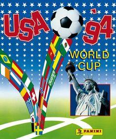 Álbumes Mundial Estados Unidos 1994
