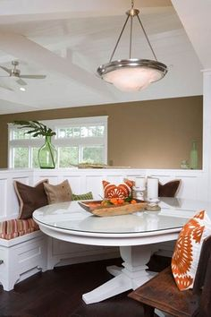 built in home nooks | love the built in nook | For the Home