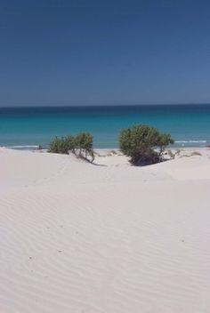#PortoPino in #Sulcis Iglesiente area #Sardinia....white sand and blue sea