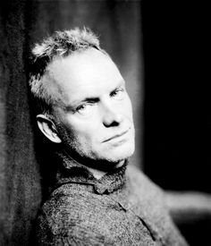 STING | by Paolo Roversi