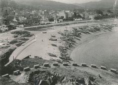 Playa de Tossa de Mar   por Biblioteca Facultad de Empresa y Gestión Pública