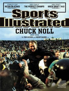 Remembering Chuck Noll, the man who turned the Pittsburgh Steelers into Super Bowl Champions. RIP Chuck (1932-2014) Steelers Meme, Pittsburgh Steelers Football, Pittsburgh Sports, Steelers Merchandise, Pure Football, American Football, Chuck Noll, Joe Greene, Si Cover