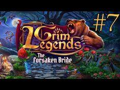 Grim Legends: The Forsaken Bride Walkthrough part 7 - YouTube