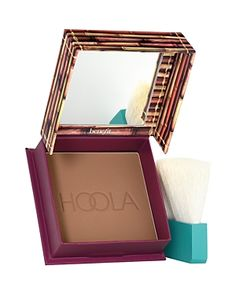 Benefit Cosmetics' award-winning Hoola Matte Bronzer is now available in a jumbo size for a limited time only. That's twice as much bronzer as the full size powder! Benefit Cosmetics, Sephora, Beauty Water, Matte Powder, Makeup Routine, Makeup Yourself, Fragrance, Pure Products, Bronzer