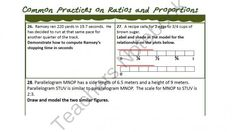 Common Practices on Ratios and Proportions from SisterBBB on TeachersNotebook.com -  - Rates, Ratios, and Proportions