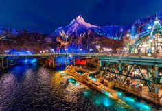 Tokyo Disney Trip Report--lots of photos of Tokyo DisneySea at sunset and night!
