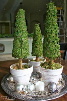 Three {Moss Trees} Vignette