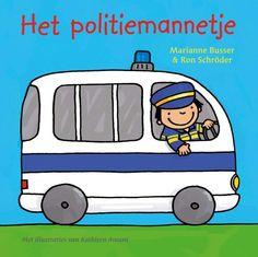 Een boekje over een politie mannetje