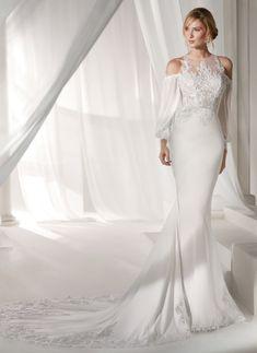 Courtesy of Nicole Spose wedding dresses; www.nicolespose.it