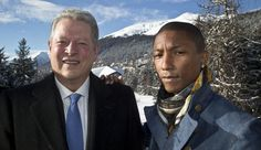 Pharrell Williams and Al Gore launch Live Earth climate action concert – video Paris In December, June, Live Earth, Al Gore, Climate Change Effects, World Economic Forum, Climate Action, Pharrell Williams, Social Issues