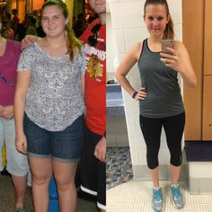 """F/21/5'10"""" [200lb > 160lb = 40lb] (1 year) Celebrating my one year weight loss anniversary with some body progress. Next goal: running a half marathon Saturday! Thank you for sending this though. Well done!!! To everyone out there YOU CAN ACHIEVE YOUR FITNESS GOALS FASTER --> http://ift.tt/1RAWfxw - Lean Republic bring you the very best and the latest health fitness and wellness products on the market. Get the inside scoop and enhance your lives with state of the art affordable technology…"""