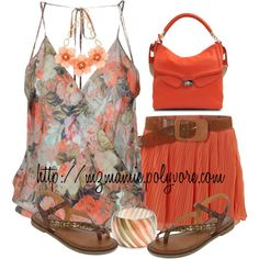 """Summer Contest"" by mzmamie on Polyvore"