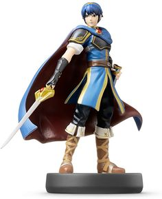 Amazon.com: Amiibo Marth (Japanese import): Nintendo Wii U: Video Games