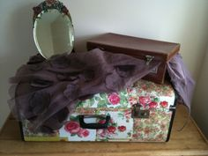 My suitcase by Val Harris