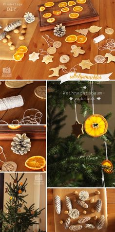Pin Decor - Just another WordPress site Homemade Christmas Tree Decorations, Diy Christmas Tree, Christmas Greetings, Winter Christmas, Xmas, Christmas Ornaments, Printable Christmas Cards, Diy Décoration, Diy For Kids