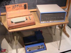 Apple I, Altair 8800 and Sol computers