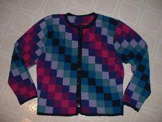 Ravelry: Debbie Bliss Colour Blocks Jacket pattern by Debbie Bliss