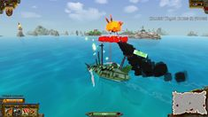 FAST NEW Unearned Bounty GAMEplay - Unearned Bounty is a Free 2 play Action Naval Shooter Multiplayer Game where you battle to become the most infamous pirate