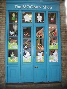 Moomin Shop, China Cabinet, Lockers, Locker Storage, Home Decor, Decoration Home, Chinese Cabinet, Room Decor, Locker