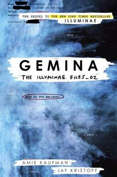 Gemina (Hardcover) | Liberty Bay Books, LOVE LOVE LOVE this 2nd book of The Illuminae Files. Best page layout and great space opera story.