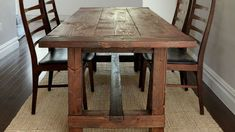 There's nothing like enjoying a family meal around a dinner table you built yourself. These plans for a farmhouse table date back to when actual farmers (not furniture makers) built their own furniture, which means you can too.