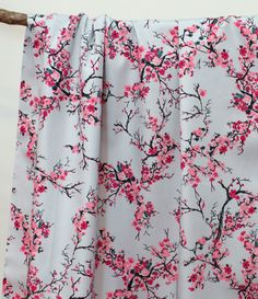 Kirschblüten http://www.schnittquelle.de/stoffe/
