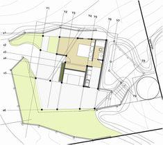 Galería de Casa en la punta del cerro / Lotecircular - 3 Diagram, Exterior, House Design, Graphic Design, Architecture, Ranch, Cabin, Ideas, Shed Homes