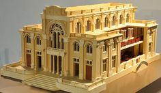 Point of no return: Alexandria synagogue comes to Tel Aviv museum