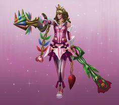 'Kingdom Hearts' Keyblade Disney Princesses
