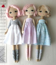 Gingermelon Dolls: A New Start...