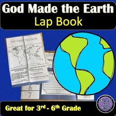 God is our Creator Sunday School Activities, Earth Day Activities, Sunday School Lessons, Lessons For Kids, Bible Lessons, Writing Activities, Spring Activities, Fun Activities, Teaching Resources