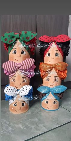 Clay Pot Projects, Clay Pot Crafts, Foam Crafts, Diy Projects To Try, Paper Crafts, Tin Can Crafts, Crafts To Make, Crafts For Kids, Arts And Crafts