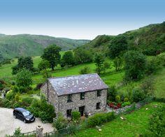 Pen Cefn Cottages, Pen Cefn Sarnau, Bala, Gwynedd. Self Catering Holiday Accommodation in Britain.