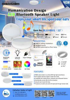 Enjoy Your Smart Life – Liteharbor Lighting Sample Contact: sylvia@liteharbor.com http://www.liteharbor.com/ #Liteharbor #LED #Lighting #CommercialLightingFactory #ChinaFactory #ChinaSupplier #FactoryCustom #Sample