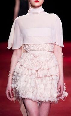 Nina #Ricci AH 2013-2014 Photo Marie Claire  #mode