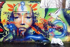 Paris 19 - rue de l'Ourcq - street art - marko by f7z